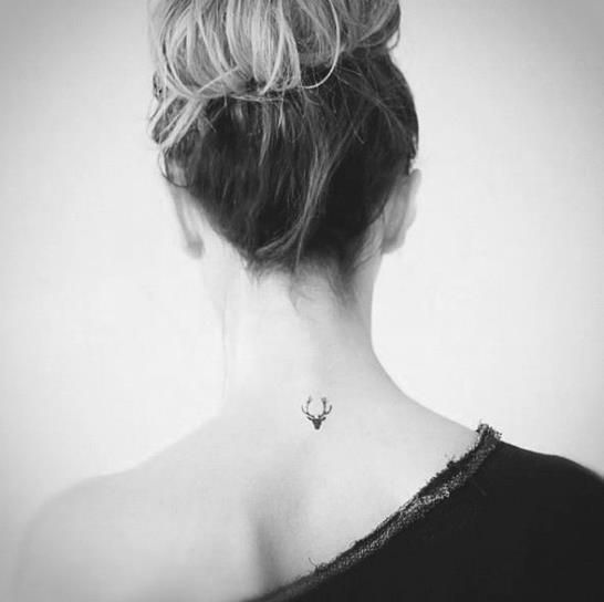 Pretty Designs - 20 Cute Small Meaningful Tattoos for Women .