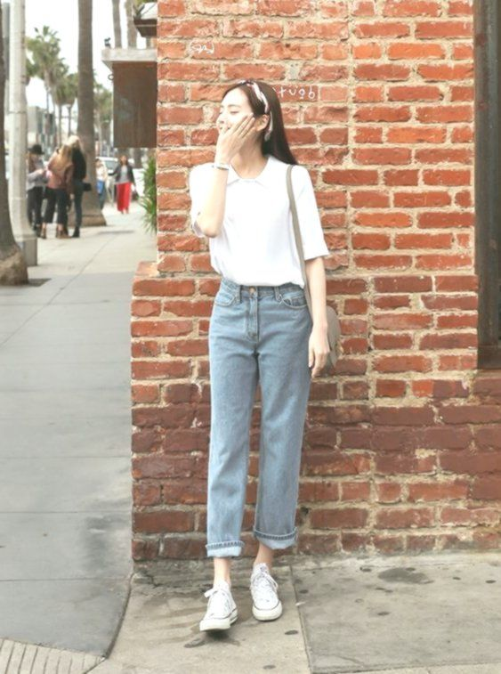 Vacation Spring Outfit Like Korean Fashion Bloggers Celebrity .