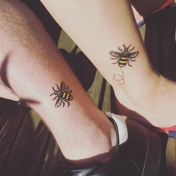 75 Cute Bee Tattoo Ideas | Cud