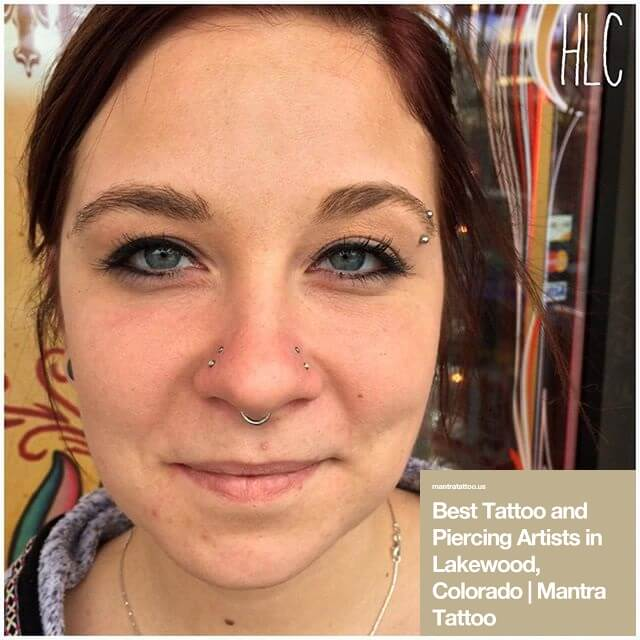 All You Need to Know About Eyebrow Piercings   Best Tattoo .