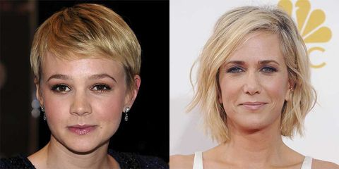Short hairstyles for fine or thin ha