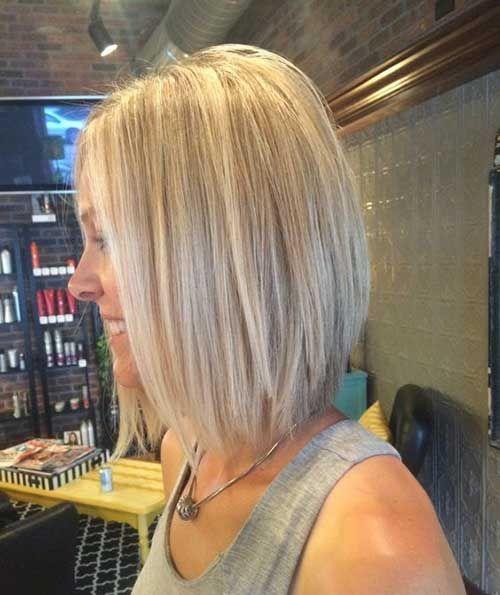30 Best Bob Haircuts for Fine Hair | Bob Haircut and Hairstyle .