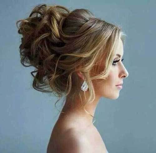 25 Best Prom Updo Hairstyles: #24.   Gorgeous Hair   Pinterest .