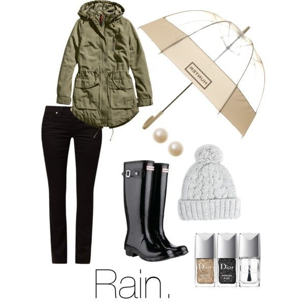 Rainy days | Rainy day outfit, My style, Raincoat outf