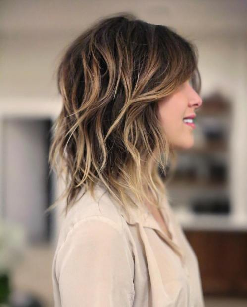 70 Best Variations of a Medium Shag Haircut for Your Distinctive Sty