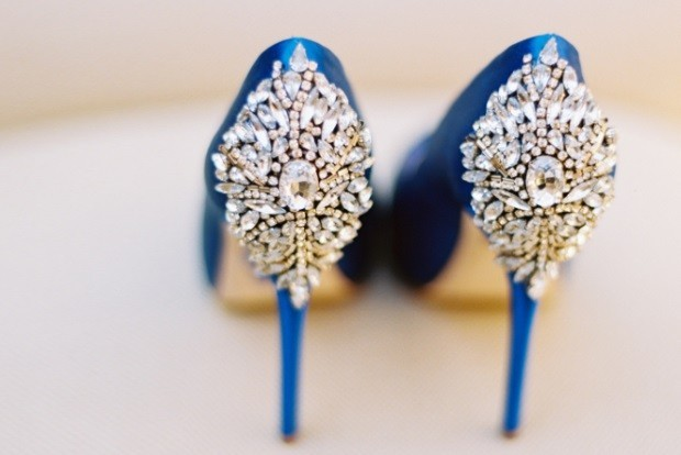 The 20 Most Iconic Wedding Shoes Ev