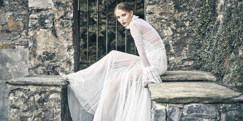 70 Best Bohemian Wedding Dresses - Boho Wedding Dress Ideas for .