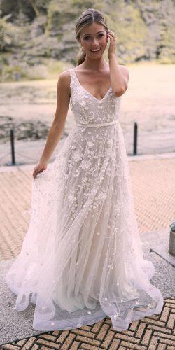 Bohemian Wedding Dress Ideas You Were Looking | Wedding Forwa