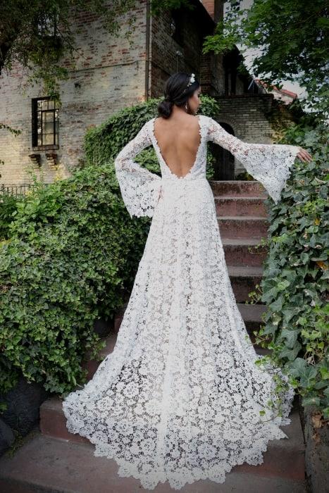 5 Dreamy Boho Dress Ideas for Your Weddin