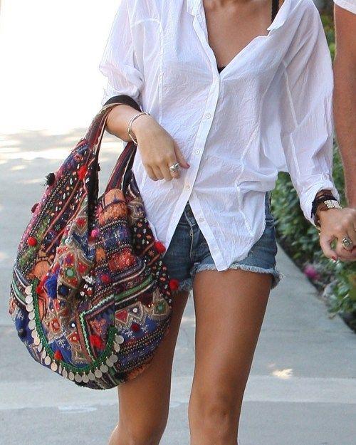 boho bag | Boho fashion, Clothes, Fashi