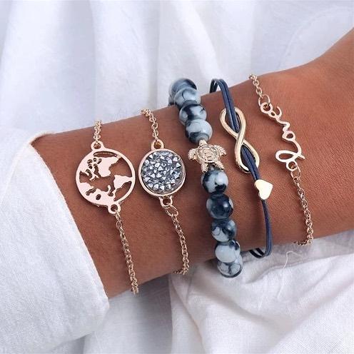 100+ Super Gorgeous Boho Bracelets and Stacks That Make You Fall .