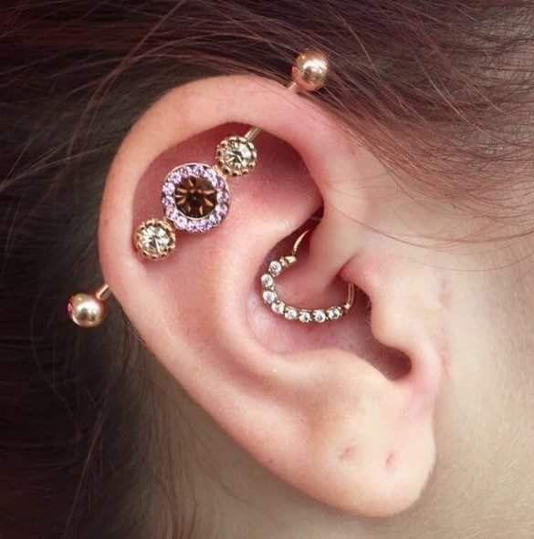Pin on Piercing Face Piercings Piercing Jewelry Ide