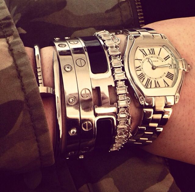 50 Unique Bracelet Watch Stack Ideas to Upgrade Your Wrist .