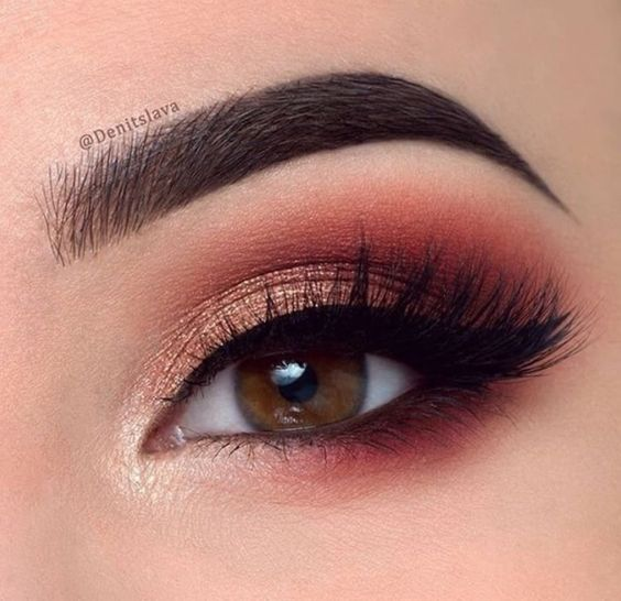 10 Amazing Makeup Looks for Brown Eyes - Makeup Ideas for Beginne