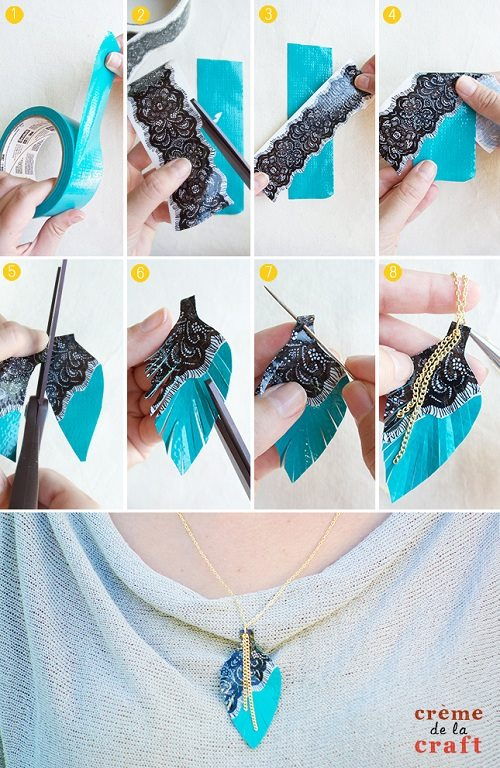 44 Fancy DIY Necklace and Earrings Tutorials for a Budget-friendly .