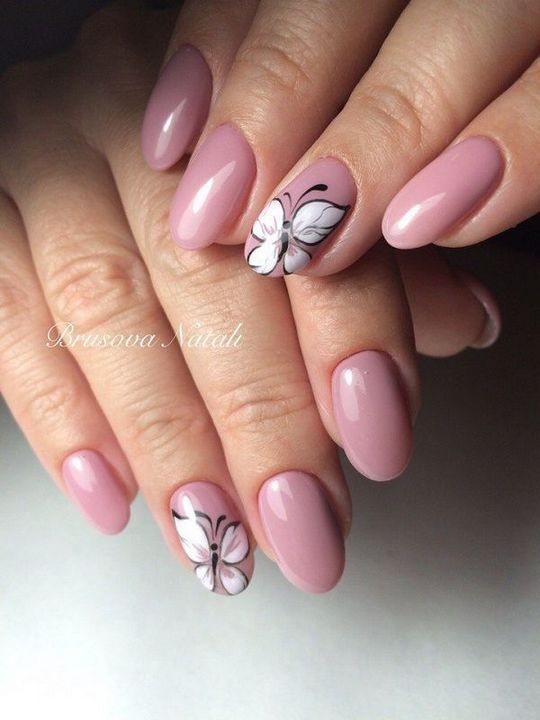 Unusual Article Uncovers the Deceptive Practices of Butterfly Nail .