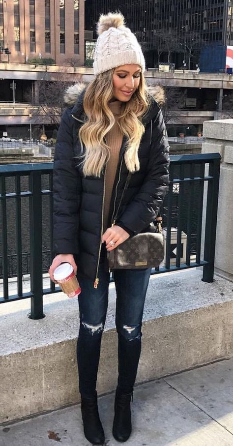 WINTER #OUTFITS #IDEAS #FASHION | Winter outfits warm, Casual .