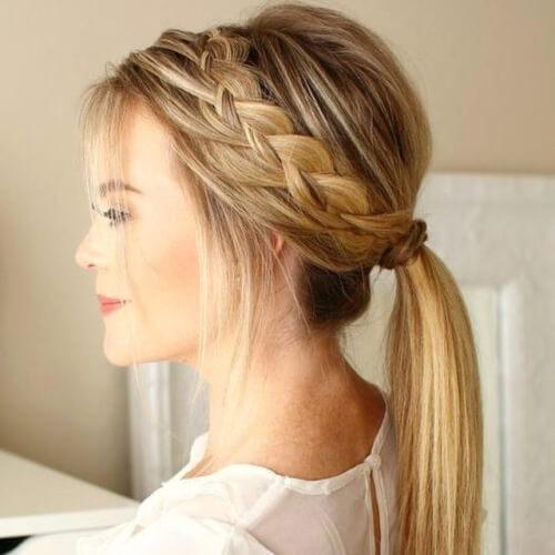 50 Coolest Ways to Sport a Ponytail   Hair Motive Hair Moti