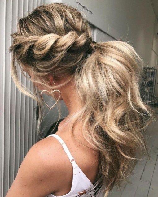 Charming Ponytail Hairstyles Ideas With Sophisticated Vibe26 .