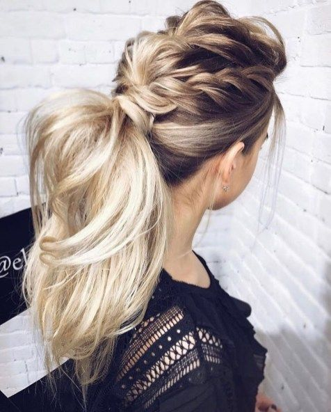 38 Charming Ponytail Hairstyles Ideas With Sophisticated Vibe .