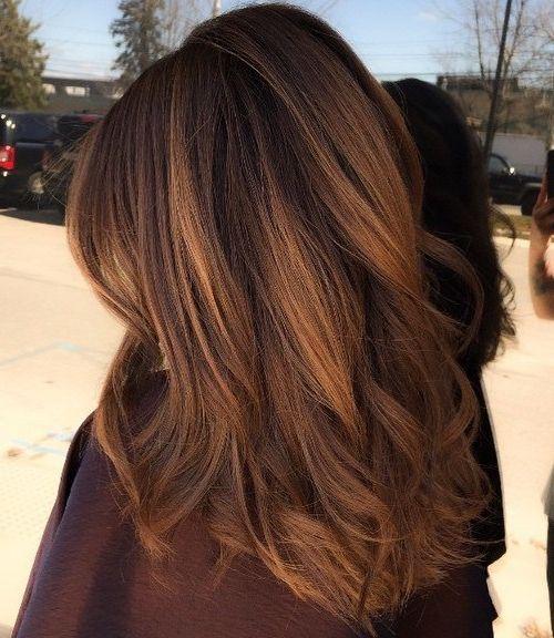 Next color maybe? | Chestnut brown hair, Chestnut hair color, Hair .