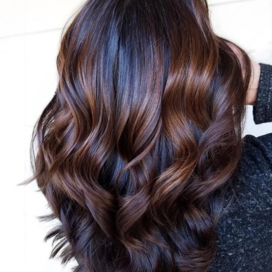 Chestnut Hair Color Ideas That Have Us Ready For Fall | Chestnut .
