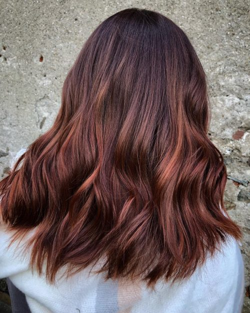 The Top 14 Chestnut Brown Hair Colors Perfect For The Holida