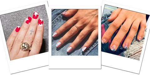 4th of July Nail Art Ideas - Chic Designs for July Fourth Nai