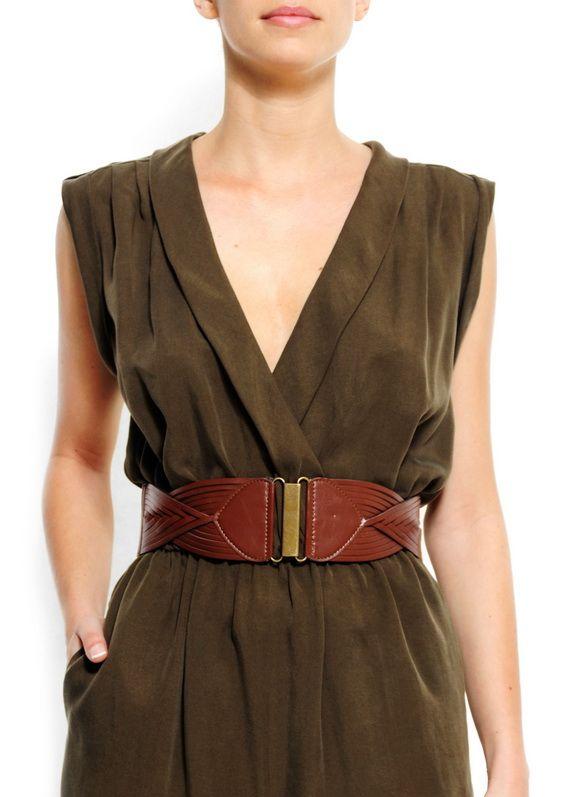Mango Waist Belts for Women | Belts for women, Fashion, Waist be