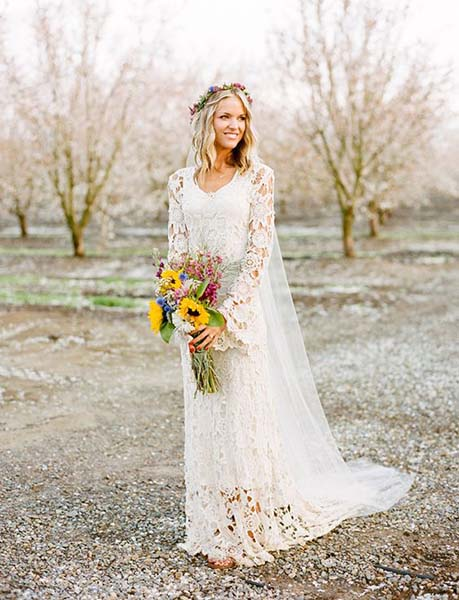 Ideas-for-Boho-Chic-Wedding-IMG-3 | Chapel of the Flowers Bl
