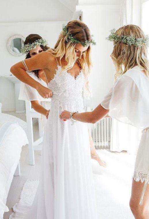 37 Summer Boho Chic Wedding Ideas To Get Inspired - Weddingoman