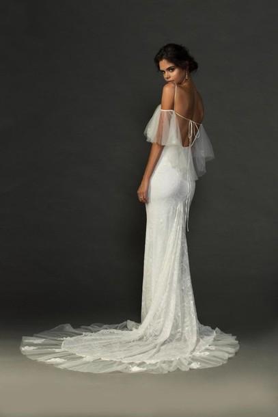 dress, wedding dress, bohemian, boho, boho chic, boho dress .