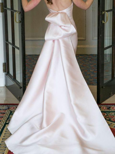 Rivini Chic Wedding Dress   Used, Size: 8, $1,8