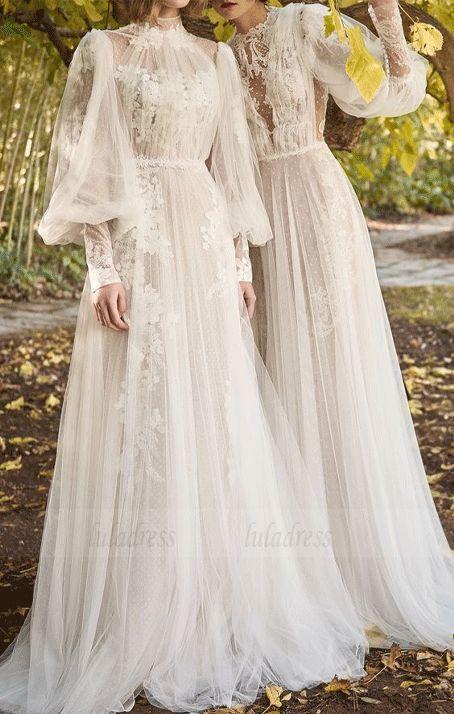 Elegant beach wedding dresses boho chic bride dress,BD99639   Boho .