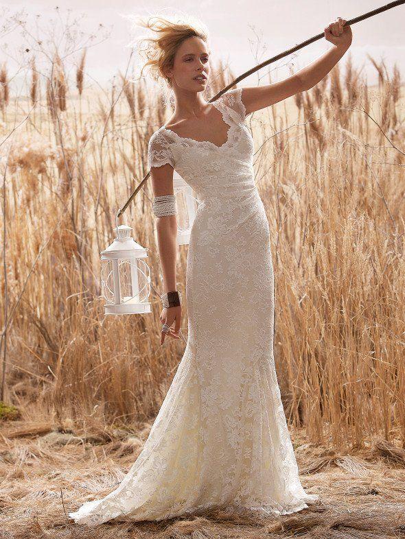 Wedding Gowns From Olvi's - Rustic Wedding Chic   Wedding dresses .