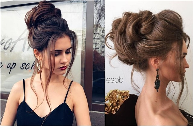 75 Chic Wedding Hair Updos for Elegant Brides | Deer Pearl Flowe