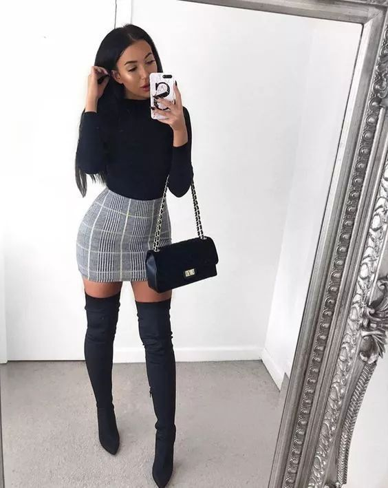 30+ Winter Date Night Outfits | Fashion Is My Crush | Night .