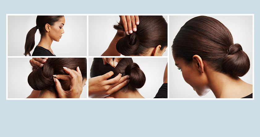 How to Master a Chignon Bun Hairstyle in 5 Easy Steps - L'Oréal Par