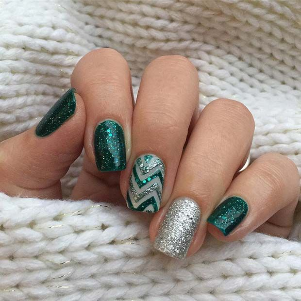 71 Christmas Nail Art Designs & Ideas for 2019 | Page 6 of 7 .