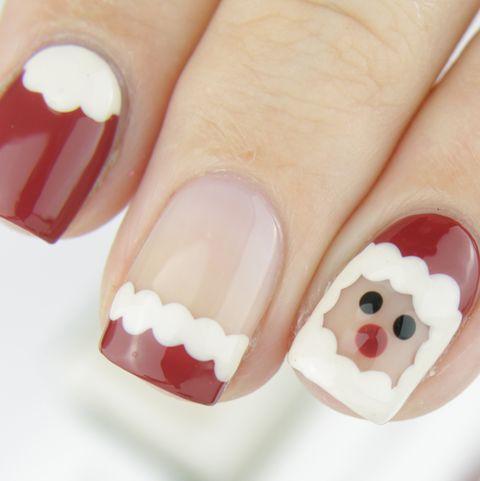 30 Christmas Nail Art Design Ideas 2020 - Easy Holiday Manicur