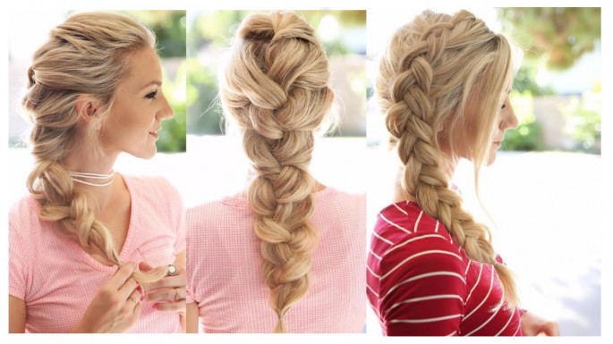 31+ Classy & Stunning Braided Hairstyles for Women - Sens