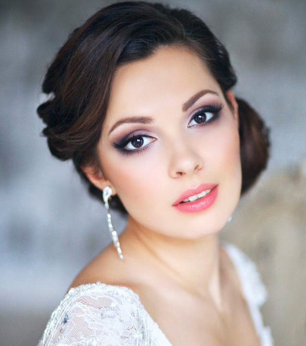 31 Gorgeous Wedding Makeup & Hairstyle Ideas For Every Bride .