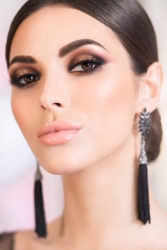 30 Attractive Bride Makeup Ideas | Wedding Forward | Classy makeup .