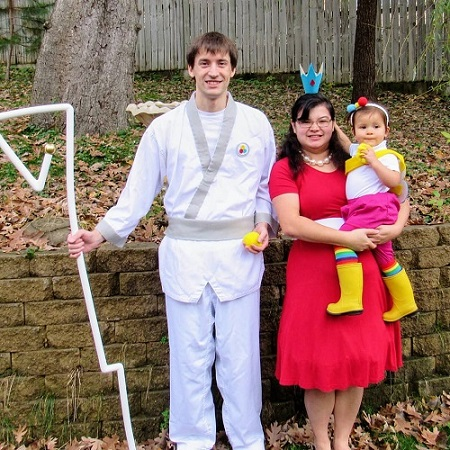 40 Colorful and Cute Halloween Costum