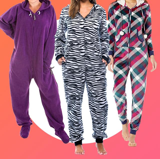 15 Best Onesies for Women 2020 - Cute Onesie Pajamas for Adul