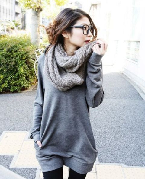 15 Comfy Sweater Dresses For Cold Weather   Fashion, Japanese .