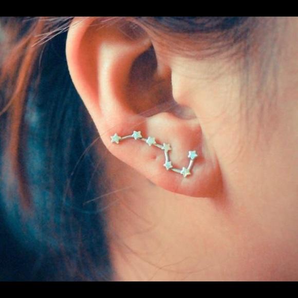 Ocean Dreams Jewelry   2 For 15 Big Dipper Constellation Earrings .