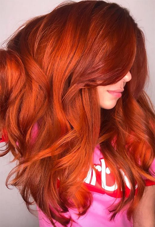 57 Flaming Copper Hair Color Ideas for Every Skin Tone | Hair .