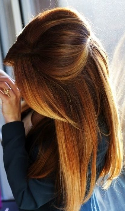 31 Copper Brunette Hair Color Ideas for This Spring 2019 - Hair .