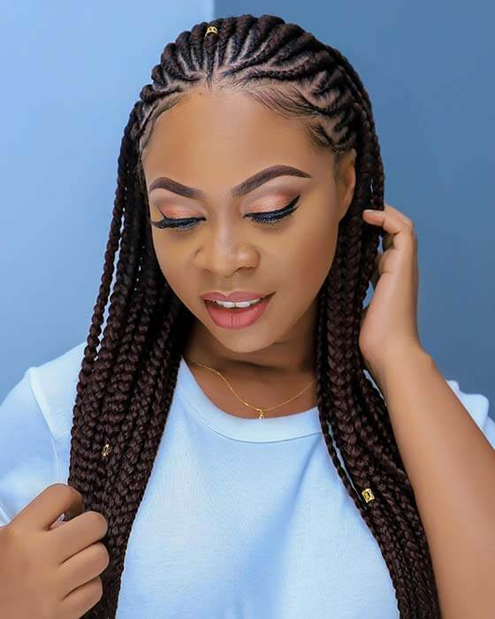 39 Awesome Cornrow Braids Hairstyles That Turn Head In 2020 .